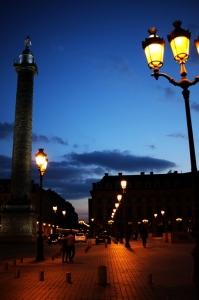 10月のパリの空 その3